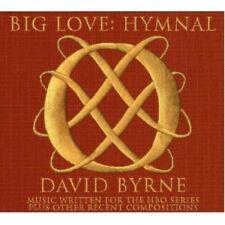Byrne, David-Big Love: Hymnal CD NUOVO OVP