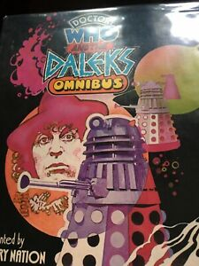 Doctor Who Daleks Signed
