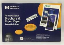 """HP Professional Brochure And Flyer Paper 11"""" x 17"""" 50 Sheets 110 Lbs"""