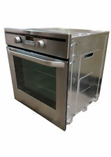 AEG B2100-4-M Integrated/Built-In-Under Single Electric Oven in Stainless Steel