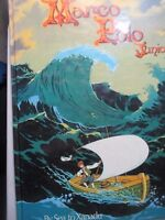 Marco Polo Junior,  By Sea To Xanadu,  By Sheldon Moldoff,  HB