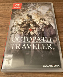 Octopath Traveler (Switch, 2018)