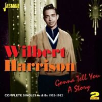 Wilbert Harrison - Gonna Tell You a Story: Complete Singles A's & B's [New CD] U
