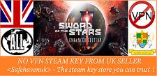 Sword of the Stars II Enhanced Edition Steam Key no VPN Region Free UK Verkäufer