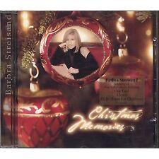BARBRA STREISAND - Christmas memories - CD 2001 USATO BUONE CONDIZIONI