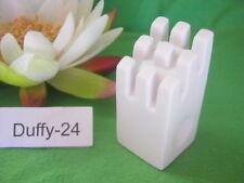 Piezas de ajedrez torre blanca Designer marcello morandini de Rosenthal ahí más