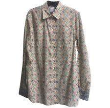 Paul Smith women floral cotton shirt