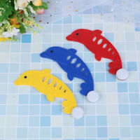 3PCs/Set Underwater Swim Pool Diving Toys Summer Swimming Dive Toys Dolphin FT