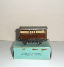 HORNBY DUBLO 3-RAIL PREWAR D306 LMS CATTLE TRUCK BOXED
