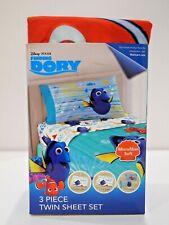 Finding Dory - Twin Sheet Set - 3 piece - Disney Pixar