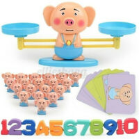 Monkey Balance Cool Math Game Weighing Scale Montessori Math Counting Fun Toy