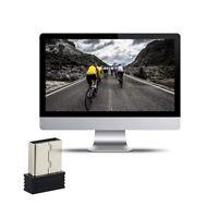 New ANT USB Mini Size Dongle USB Stick Adapter For Garmin Zwift Perf Black