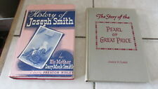 History of Joseph Smith - Lucy Mack Smith + Pearl of Great Price - LDS Mormon