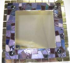 PURPLE  Deluxe Mosaic Mirror Kit Everything u need