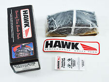 HAWK HP PLUS FRONT SET BRAKE PADS 99-2004 FORD MUSTANG BASE GT COUPE CONVERTIBLE