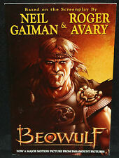Beowulf Tpb - Neil Gaiman & Roger Avary - Owned by Nick Cardy (Grade Vf) 2007