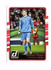 Manuel Neuer 2016-17 Panini Donruss Soccer, Bayern Munich, Card # 36