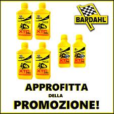 Promokit olio Bardahl XTC C60 10W50 4 Litri + 1 Litro Omaggio/Gratis