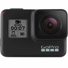 GoPro Hero7 Black — Waterproof Digital Action Camera With Touch Screen 4k