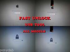 Fast Unlock USB Tool for iCloud EFI ALL Apple Imac Macbook Pro Air Mac Pro Mini