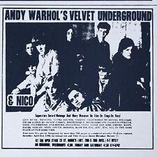 THE VELVET UNDERGROUND ETC PLASTIC INEVITABLE LP LOU REED ANDY WARHOL NM