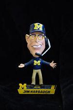 JIM HARBAUGH University of Michigan Head Coach CARCIATURE Bobblehead  SALE