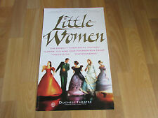 LITTLE WOMAN by Andrew Loudon DUCHESS Theatre Poster