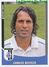 249 CARLOS BOSSIO ARGENTINA QUERETARO.FC SL.BENFICA PRIMERA DIVISION 2010 PANINI