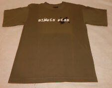 Simple Plan Green Tee Shirt Rock Band werchdirect Official Merchandise Sz 32-34