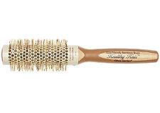 "OLIVIA GARDEN Healthy Hair Bamboo Ceramic Thermal Brush 1 1/4"" Barrel HH-33"