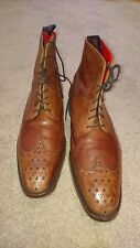 jeffery west Balmoral boots size 8 (42)