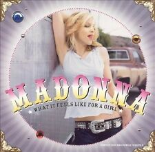 Madonna : What It Feels Like for a Girl CD