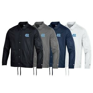 UNC Tar Heels NCAA Men's Champion Classic Coaches Jacket Collection