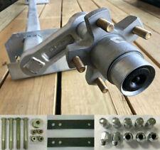 Triton 02360-G 2200 Lb Snowmobile Galvanized Torsion Axle