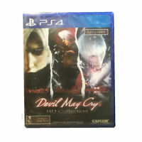 DEVIL MAY CRY DMC HD COLLECTION PS4 2018 Multi-Languages Factory Sealed
