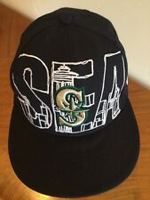 Seattle Mariners Baseball Cap 59Fifty New Era Fitted Cap 7 5/8