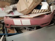 ford fiesta mk6 st rear bumper