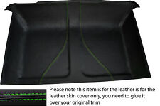 GREEN STITCH REAR ROOF LINING HEADLINING COVER FITS LAND ROVER DEFENDER 90 110