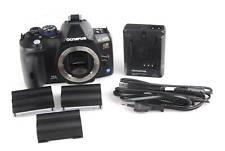 Olympus E-520 10.0MP Four Thirds Digitalkamera nur Gehäuse/Body G28594224