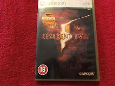 Xbox 360 Resident Evil 5 Free P+P