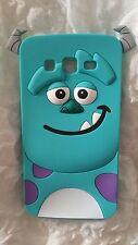 Es Phonecaseonline Coque Monster pour Samsung Galaxy Grand 2 G7106