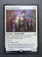 Charming Prince Foil - Eldraine Mtg Cards #12W