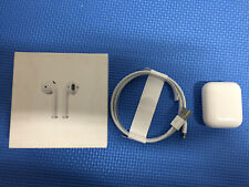 Genuine APPLE AIRPODS A1602 works perfect 100 percent Genuine
