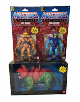 Masters of the Universe Battle Cat, He-Man, Skeletor New For 2020 RETRO Play