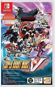 Super Robot Wars V (English) - Nintendo Switch