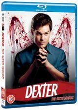 Dexter Season 6 BLU-RAY- REGION FREE NEW & SEALED*