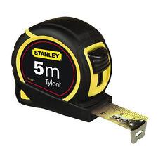 Stanley 0-30-697 flessometro 5mt metro ABS professionale Tylon clip antiscivolo