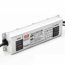 Mean Well 24V Power Supply ELG-200-24B LED Driver 200W 24V 8.4A Dimmable IP67