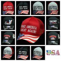 Baseball Cap SnapBack Make America Great Again Caps Trucker Donald Trump Hat