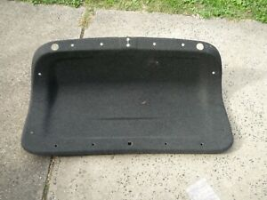 VE COMMODORE SERIES 1 BOOTLID LINER / CARPET